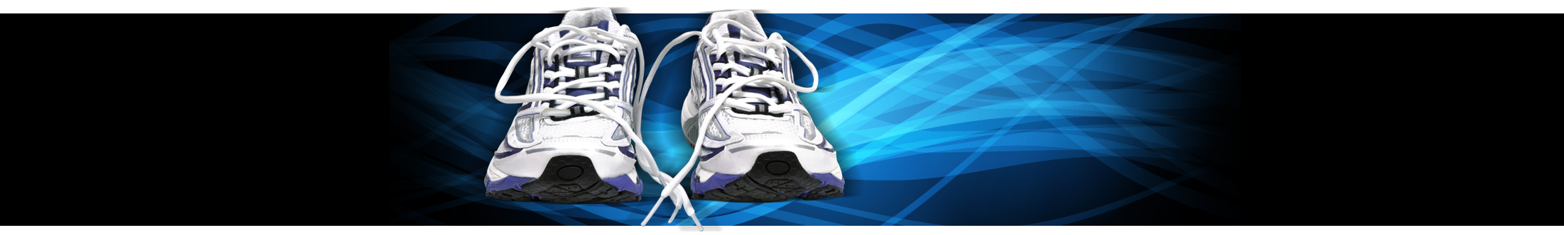 Anderson Peak Performance reviews page - image of a pair of trainers