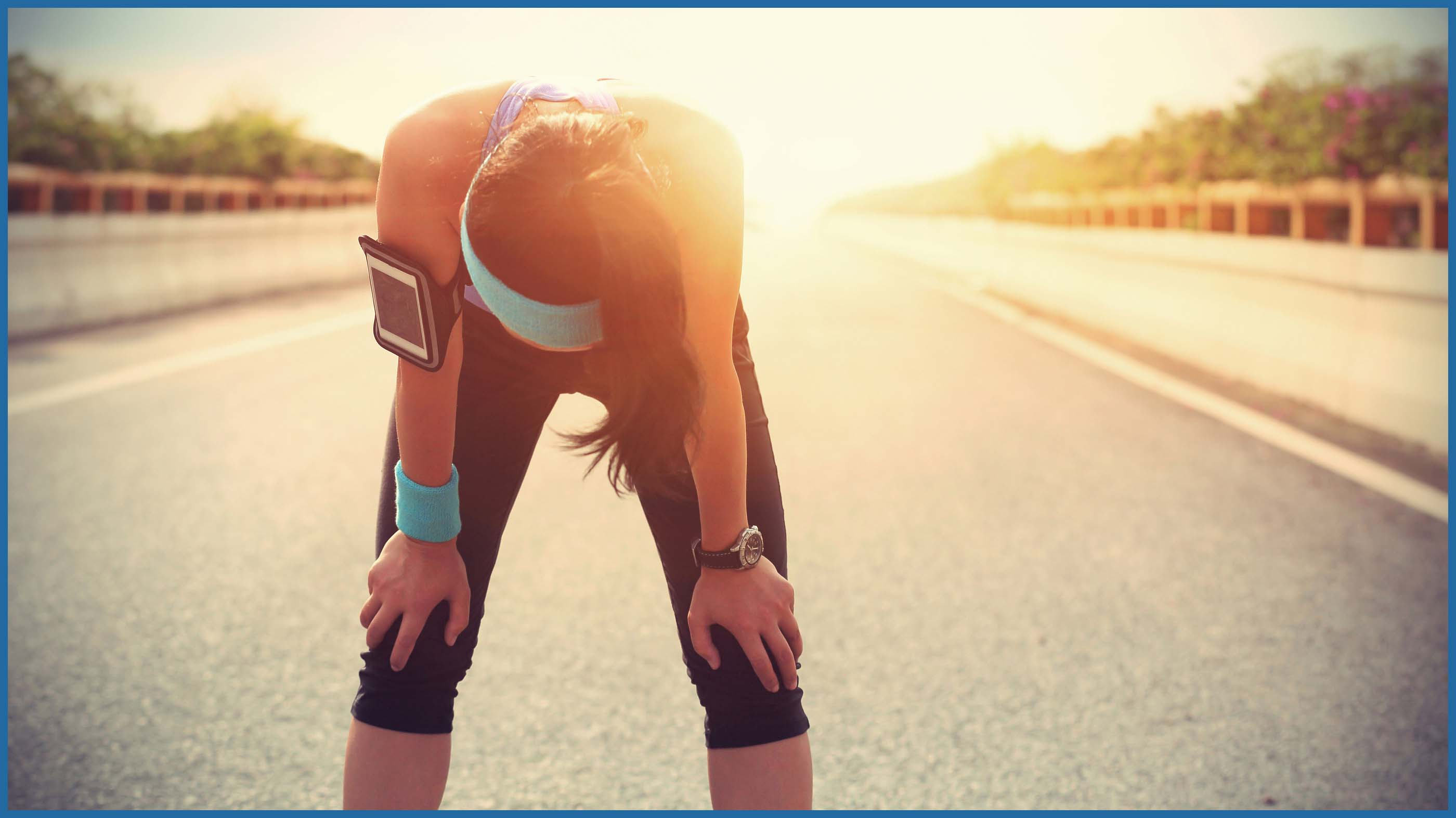 Tips to deal with long term fatigue from the Anderson Peak Performance blog