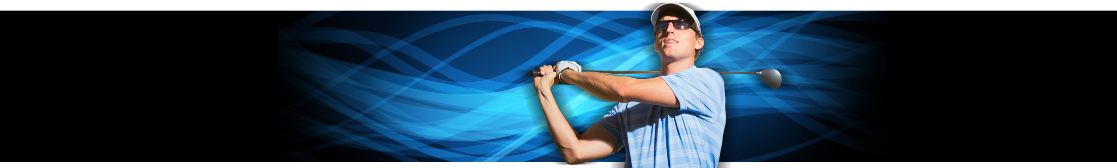 Gallery 2 header - man playing golf after receiving sports performance chiropractic care at Anderson Peak Performance, New York
